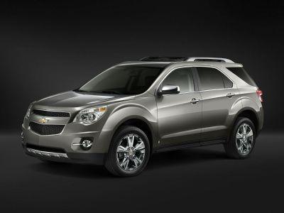 2015 Chevrolet Equinox LT (black)