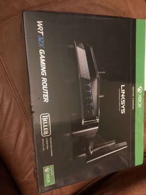 Linksys WRT 32x Gaming Router Killer NEW IN BOX