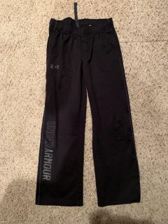 Girls under armor pants youth small