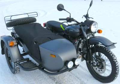 2018 Ural Motorcycles Gear Up Cruiser Motorcycles Marengo, IL
