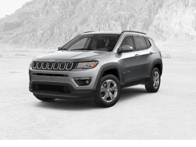 2018 Jeep Compass Latitude 4x4 (Billet Silver)