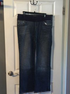 Common Genes medium wash under the belly jeans - size large