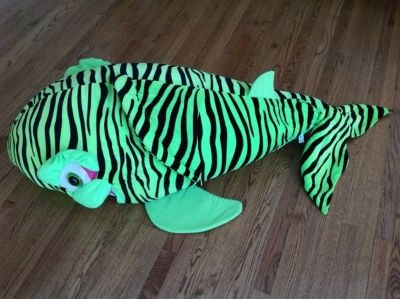 Giant Plush Fish Toy