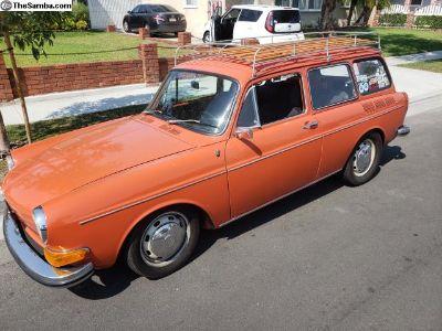 1970 Volkswagen Squareback
