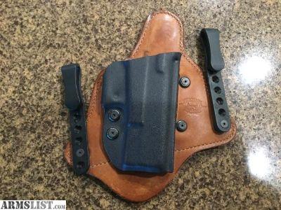 For Sale: Comptac Minotaur Glock 19