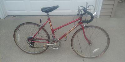 Schwinn Sprint 10 speed bicycle
