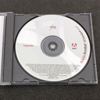ADOBE ACROBAT 7.0 STANDARD: 1 Disk & Serial Number, For Windows
