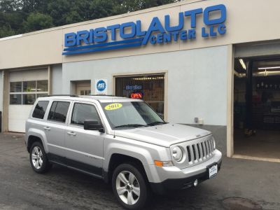 2011 Jeep Patriot Sport (Silver)