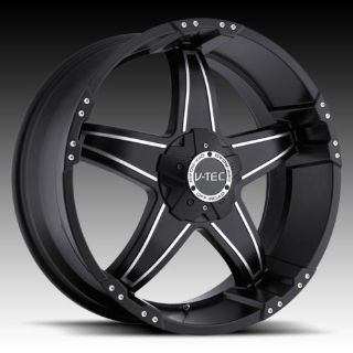 "Purchase 18"" V-TEC 395 Black Wheels Rims Ford F250 F350 250 350 motorcycle in Victorville, California, US, for US $539.00"