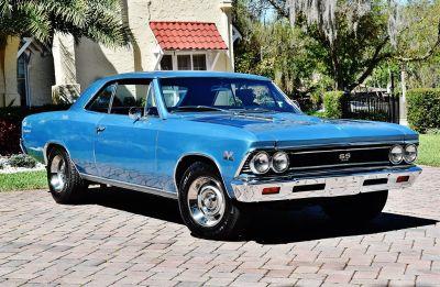 1966 Chevrolet Chevelle (Blue)