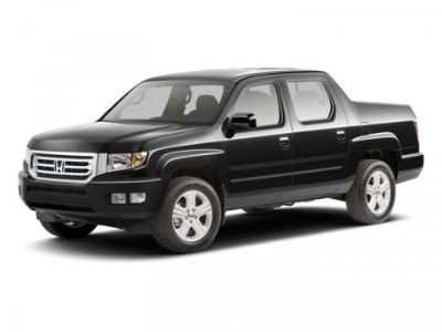 2013 Honda Ridgeline RTL (Black)