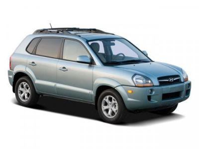 2009 Hyundai Tucson GLS (Platinum)