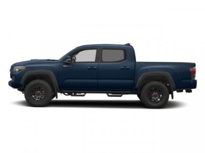 2018 Toyota Tacoma TRD Pro Double Cab 5' Bed V6 4 (Cavalry Blue)