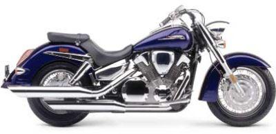 2003 Honda VTX 1300S Cruiser Motorcycles Mentor, OH