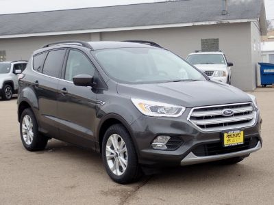 2018 Ford Escape SEL (magnetic)