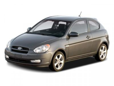2008 Hyundai Accent GS ()