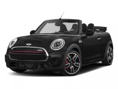 2017 MINI Convertible John Cooper Works (Chili Red)