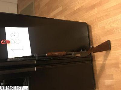 For Sale: Winchester model 12 Trap