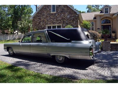1966 Cadillac Crown Sovereign Funeral Coach