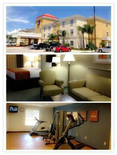 Comfort Suites Near Texas AM Extended Stay Rates (7 days) (1814 Ennis Joslin Road)