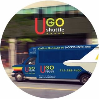 Online Booking Airport Shuttle Bus LGA