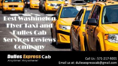 Ashburn Cab