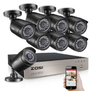 Home Security Cameras System