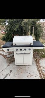 Kenmore White BBQ Grill