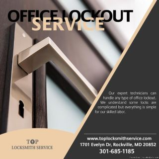 Office Lockout service in Maryland