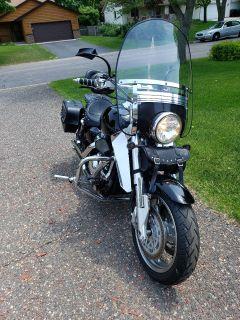 2005 Kawasaki VULCAN 1600 MEAN STREAK