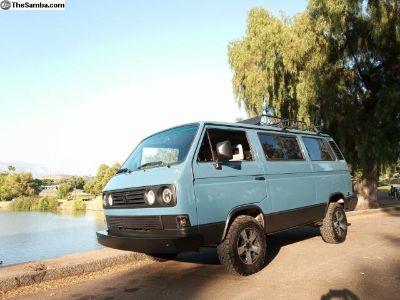 1990 volkswagen carat lifted Calvary Blue
