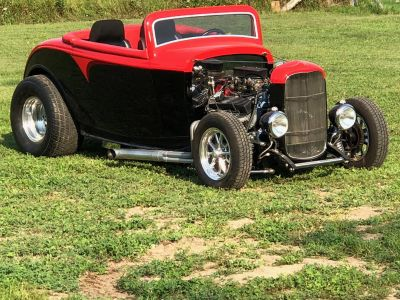 1932 ford roadster pro street