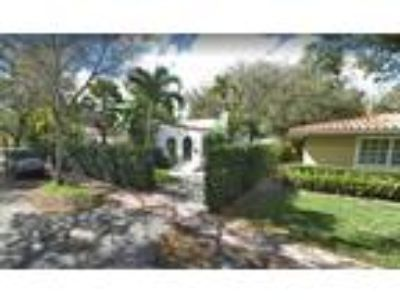 Four BR - Two BA - Single Family Home for sale in Coral Gables, FL