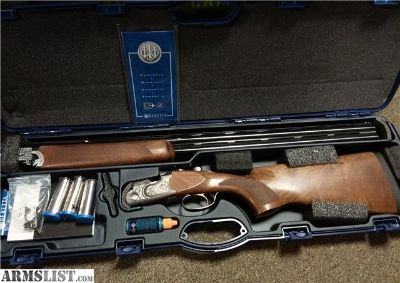 """For Sale: Beretta Silver Pigeon 1 12Ga 28"""""""