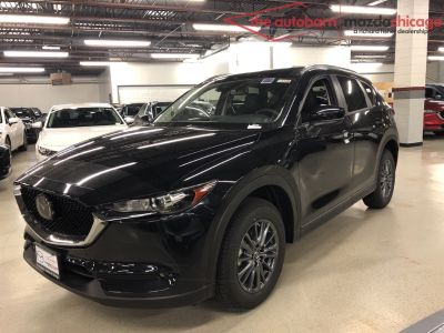 2019 Mazda CX-5 Touring (Jet Black)