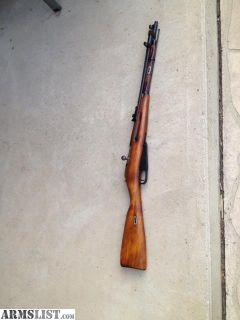 For Sale: m44 mosin nagant