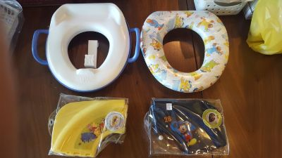 Toddler Toilet Potty Training Seats