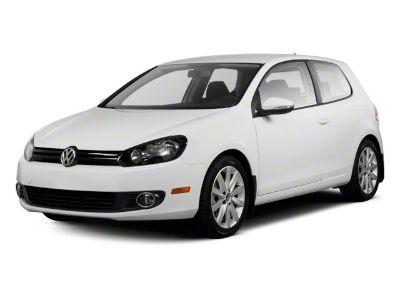 2012 Volkswagen Golf TDI (United Gray Metallic)