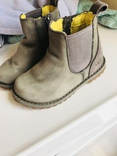 UGG Booties for toddlers size 8
