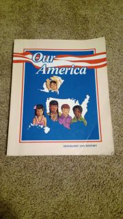 Abeka geography & history Our America