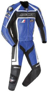Purchase New Joe Rocket Speed Master 5.0 Race Suit Blue Size 42 motorcycle in Ashton, Illinois, US, for US $629.99