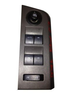 Sell OEM 06-09 07 08 Ford Edge Master Window Switch 2006 2007 2008 2009 with bezel motorcycle in Opa-Locka, Florida, US, for US $21.99