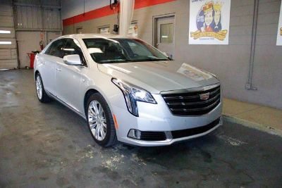 2018 Cadillac XTS Luxury Collection (Radiant Silver Metallic)