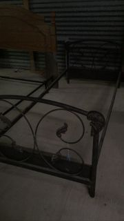 Antique Bed Frame - new price