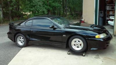 1995 Mustang With Title