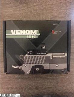 For Sale/Trade: Vortex Venom Red Dot VMD-3106 6MOA