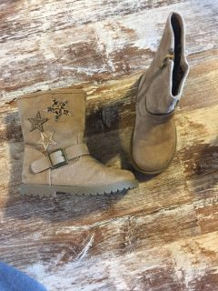Size 8 boot toddler