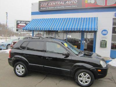 2006 Hyundai Tucson GLS (Obsidian Black)