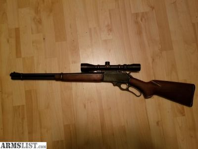 For Sale/Trade: 1964 Marlin 30-30
