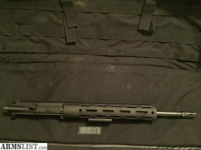 For Sale: AR-15 upper receiver